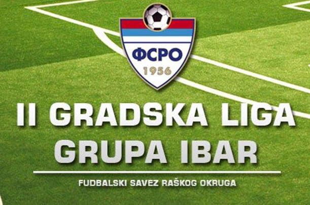 II. Gradska Liga - Grupa Ibar